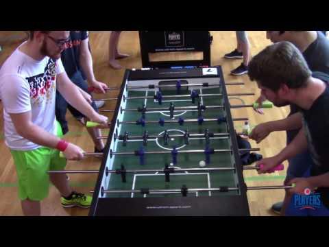 P4P Sulzbach 2017 - OD Finale: Kniepert / Haas - Bai / Hansen