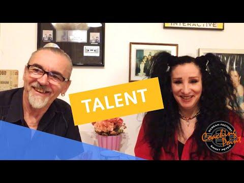 Jeder kennt den Begriff TALENT! Aber was bedeutet Talent eigentlich und wofür brauchen wir Menschen Talent? George Liszt & Linda Rocco, Sänger und ...
