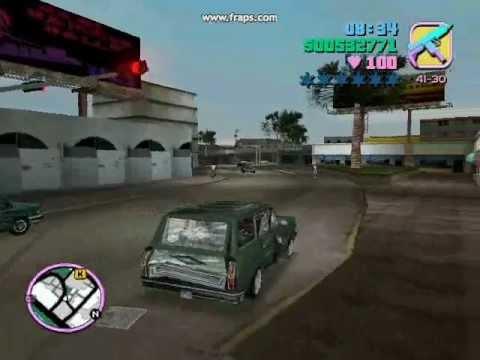 วิธีทำแก๊งค์วอร์แบบง่ายๆใน GTA Vice city.wmv