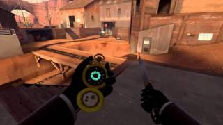 Team Fortress 2 - 24 spy kills (w/ 3 dominations)
