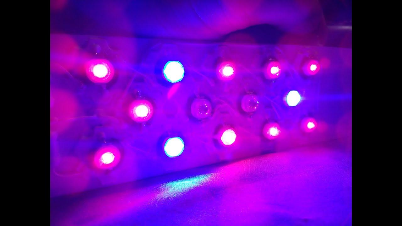 Светодиодные (LED) лампы для растений (фитолампы) своими руками (DIY)№18. Пошаговая сборка 30S ЭТАП1
