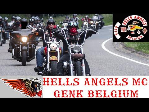 HELLS ANGELS GENK BELGIUM : HARLEY DAVIDSON SOUNDS PRODUCED BY THE HELLS ANGELS OF GENK IN BELGIUM