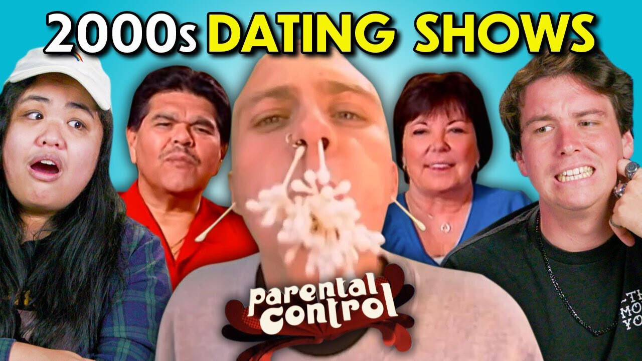 College Kids React To Crazy Early 2000s Dating Shows (Next, Parental Control, Room Raiders)
