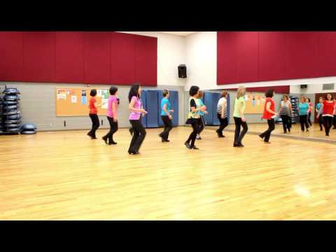 Every Time She Walks By - Line Dance (Dance & Teach in English & 中文)