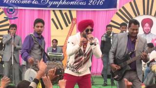 """Rab ne banaiyan jodiean"" MALKIT SINGH AT SGT UNIVERSITY @ 2016"