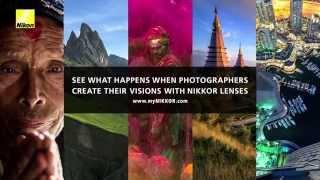 I AM MY NIKKOR: AF-S NIKKOR 24-70mm f/2.8E ED VR (Teaser)