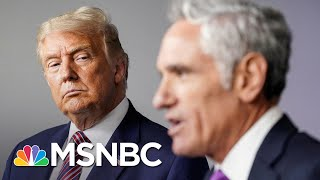 Trump, Fox News Misinformation Affliction Complicates Covid-19 Response | Rachel Maddow | MSNBC