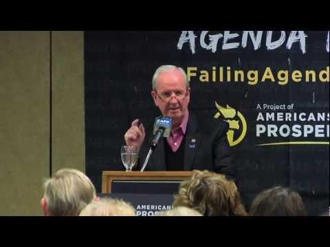 PART 1 of 2 Gerald R. Molen 2016: Obama's America_AFP Red Lion Kalispell, Montana.mov