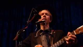 "Beck ""DON'T LET IT GO"" Live Debut @ Rio Theatre Theater, Santa Cruz CA 5-19-2013 Morning Phase"