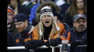 Fan Reactions To Cody Parkey Field Goal Miss