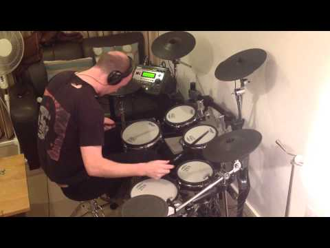 Brad - Upon My Shoulders (Roland TD-12 Drum Cover) mp3