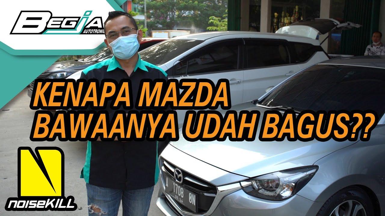 Peredam Mobil MAZDA 2 - Harga Ga Boong #noisekill