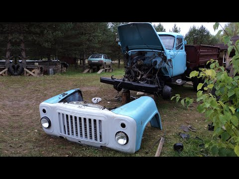 Почему в СССР у ГАЗ-53 прямо на поле ломались рамы?
