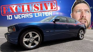 Here's a Dodge Charger R/T HEMI Almost 10 YEARS Later!!! ( Review & For Sale in 2019 )