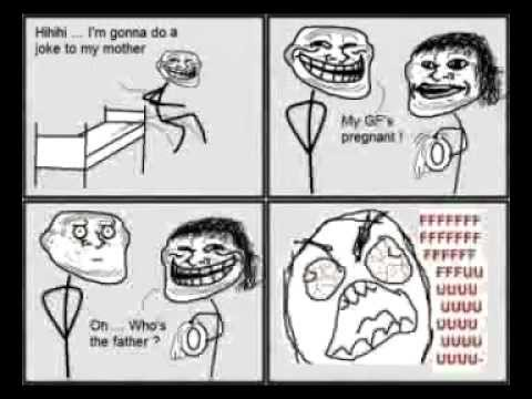 Funny rage comic compilation!!