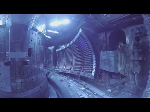 Alcator C-Mod 360 degree tour