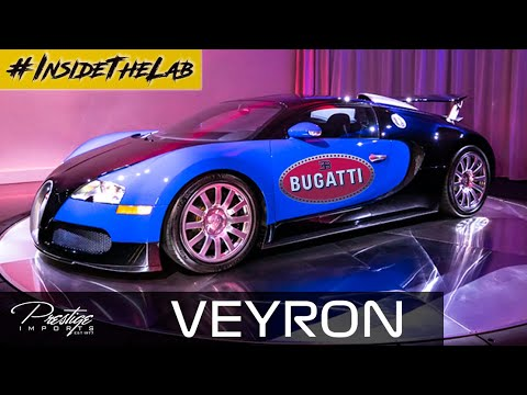 Bugatti Veyron Review   Inside the Lab