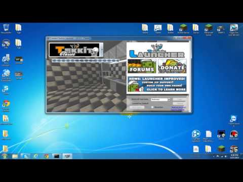 Tutorial - How To Get / Download Cracked Tekkit [2013] [Multiplayer]