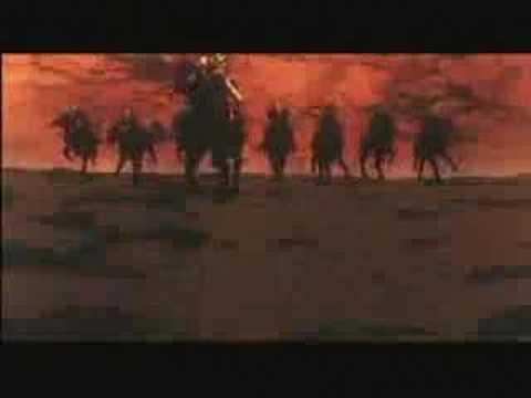 Escaflowne: The Movie Trailer - Bandai Entertainment, Inc.
