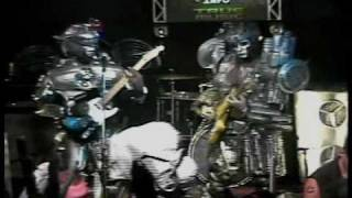 """Crashing Comet"" by the Killer Robots LIVE"