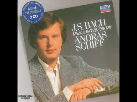 J. S. Bach - Partita n° 1 (prelude) - A. Schiff