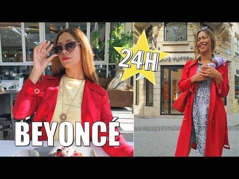 VIVRE COMME UNE STAR PENDANT 24H ! (Beyoncé)