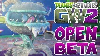 Yeti Schnapper | Let's Play Plants vs Zombies Garden Warfare 2 Open Beta - Deutsch