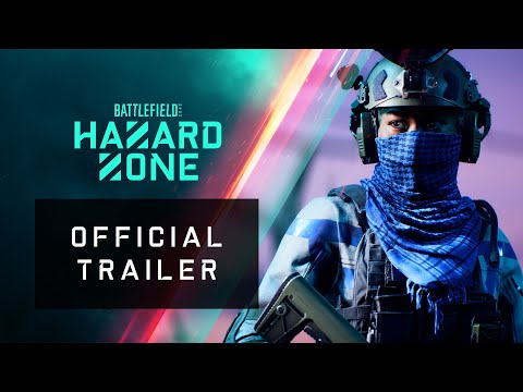Battlefield 2042 |  Hazard Zone Official Trailer
