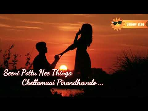 💕Kollayile Thennai Vaithu💕 Whatsapp Status Videos 💕 Yellow Stag 💕HD