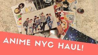 Anime NYC Haul!
