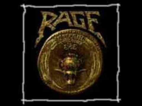 Клип Rage - After The End