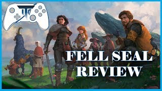 Fell Seal Review - Xbox One (Video Game Video Review)