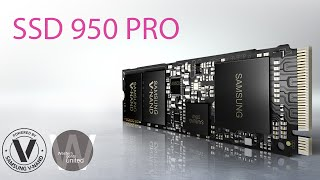 Install Samsung 950 PRO unboxing and overview for  Dell XPS 15 XPS 13
