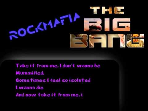 Скачать песню Rock mafia - The big bang минус