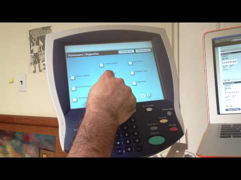 Fix xerox DocuColor 240 error code 093-314