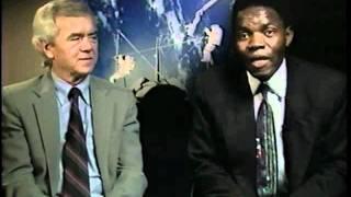 Dr Ernest Simo: NASA Astronaut Candidate Finalist 1996 - part 1
