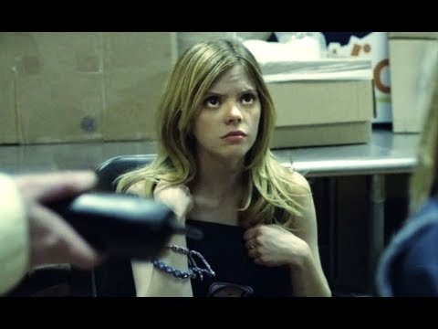 Dreama walker strip search and humiliation in compliance - 5 2