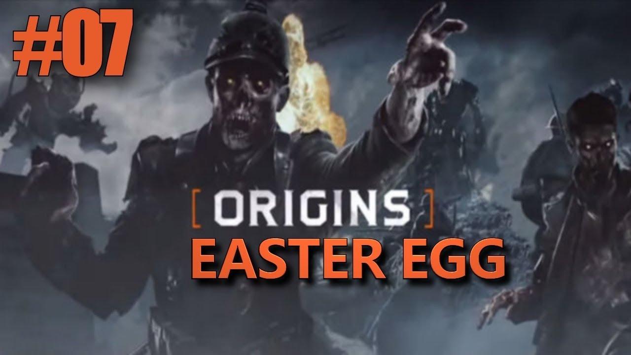 Easter Egg | Origins #7 - Quem reviveu o SO7?