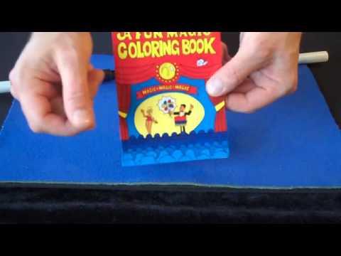 a fun magic coloring book medium - A Fun Magic Coloring Book