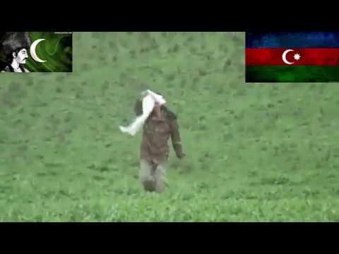 Azerbaycan Ordusu Ermeni Esgerleri Vurma Derlemesi