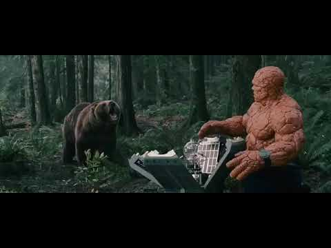 Download Fantastic Four 2  scenes tamil