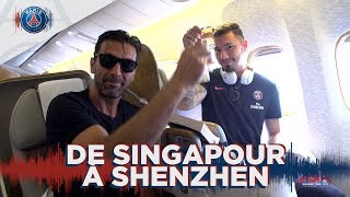 FROM SINGAPORE TO SHENZHEN