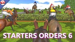 Starters Orders 6 Horse Racing | PC GAMEPLAY | HD 1080p 60fps