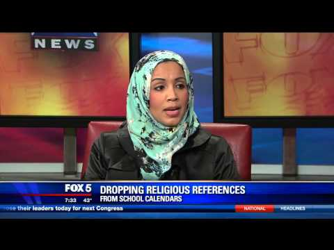 Video: CAIR Rep Interviewed on Denial of Muslim School Holidays in Maryland