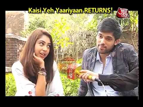 Parth Samthan & Niti Taylor UNPLUGGED! #UncutInterview