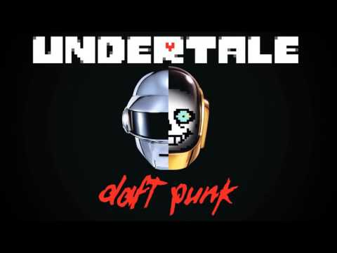 Megalovania vs Harder Better Faster Stronger [Undertale] [Daft Punk]