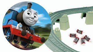 LONGEST Thomas and Friends TrackMaster Train Track!