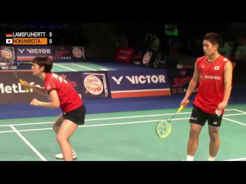 Download Danisa Denmark Open 2017 | Badminton Day 2 - Court 2 (Part 1)