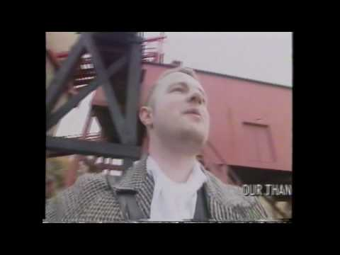 The Whisky Priests 'Streets Paved With Gold' 'On The Edge' Tyne Tees TV 1989 broadcast version