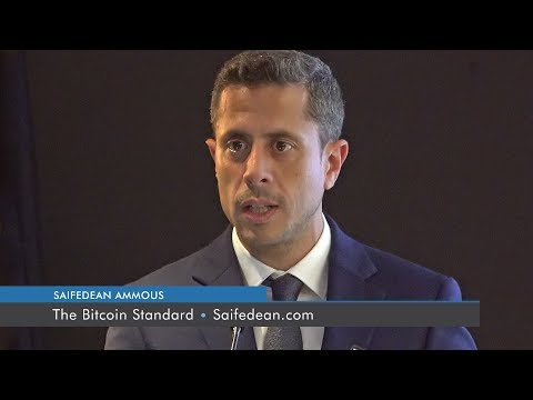 The Bitcoin Standard | Saifedean Ammous